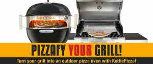 Pizza Oven Kits for Grills - KettlePizza Ovens