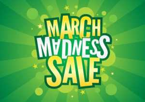 KettlePizza March Madness Sale