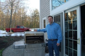 KettlePizza Convection Grill