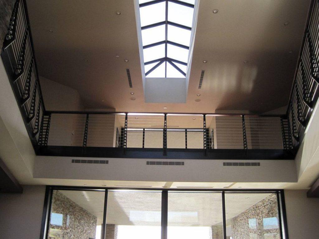 Modern Stair Railing And Balcony Railing Las Vegas Nv