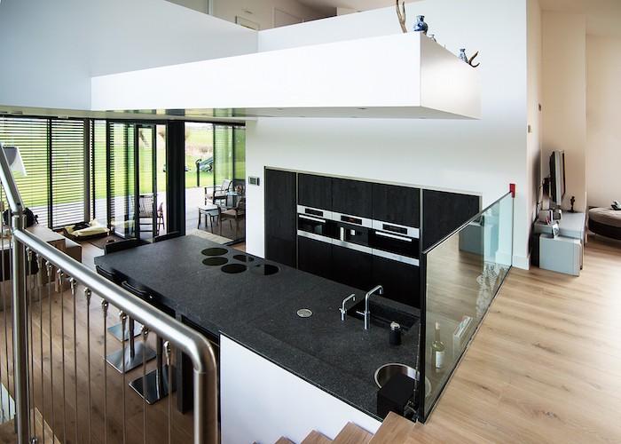 Van Galen Keukens : Houten design keuken mooie houten keukens op maat gemaakt van