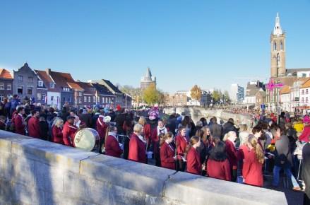 Intocht Sinterklaas KHR 2018