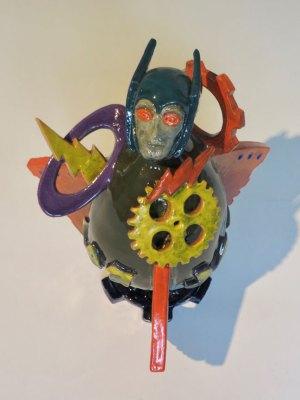 Rocketman No. 1 by Kevin Eaton