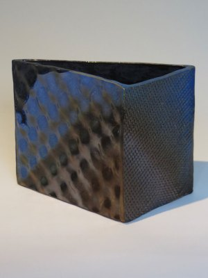Triangle Vase No. 1 by Kevin Eaton