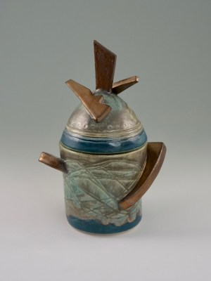 Cosmic Urn No. 1 by Kevin Eaton