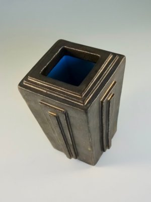 Deco Vase by Kevin Eaton