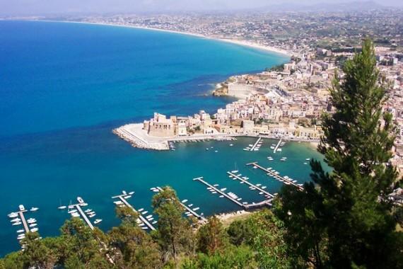 Praias na Sicilia