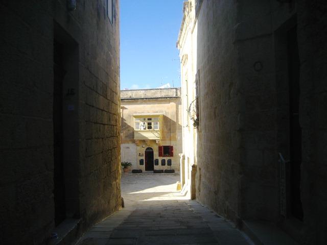 cidade medieval de Mdina
