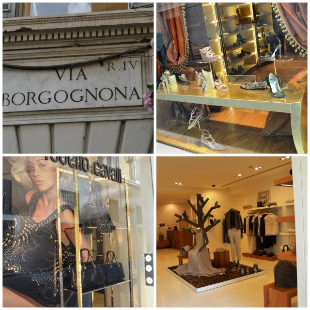 d23f911be Conheça as ruas de compras em Roma