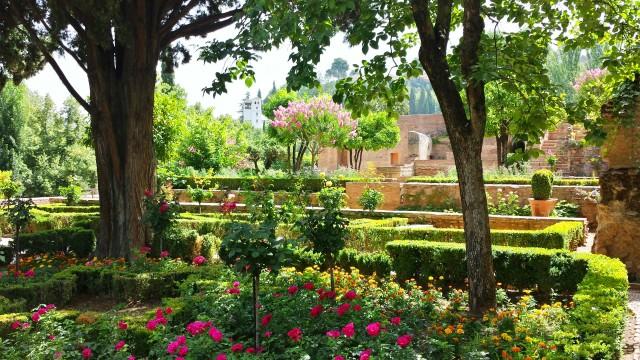 Jardins do Palacio del Partal