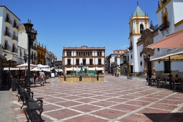 Cidades da Andaluzia
