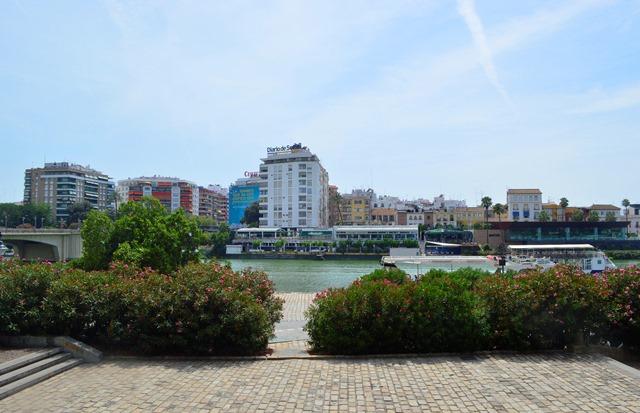 Rio Guadalquivir-Sevilha