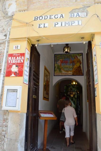 Bar El Pimpi