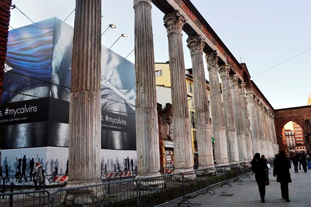 Passeio em Milão