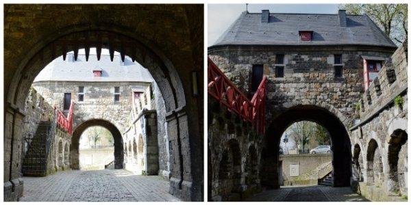 porta medieval de Aachen - Ponttor