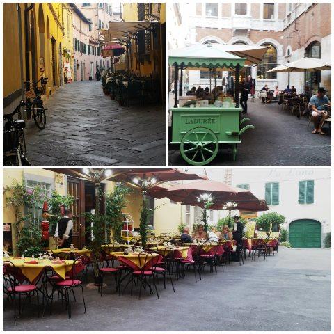 centro histórico de Lucca