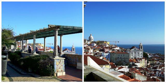 pontos turisticos em Lisboa