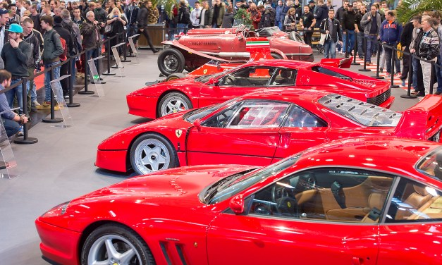 Final Report: #Essen Motor Show Crowns the Car Year with a Strong Fair Result