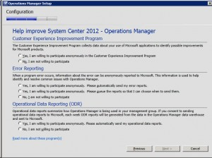 System Center Operations Manager 2012 - Improve