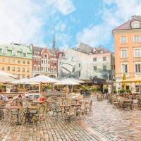 Discover Riga, Latvia; Amanda; Kevin & Amanda