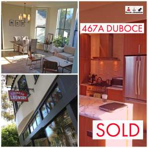 Sold Off-Market in Duboce