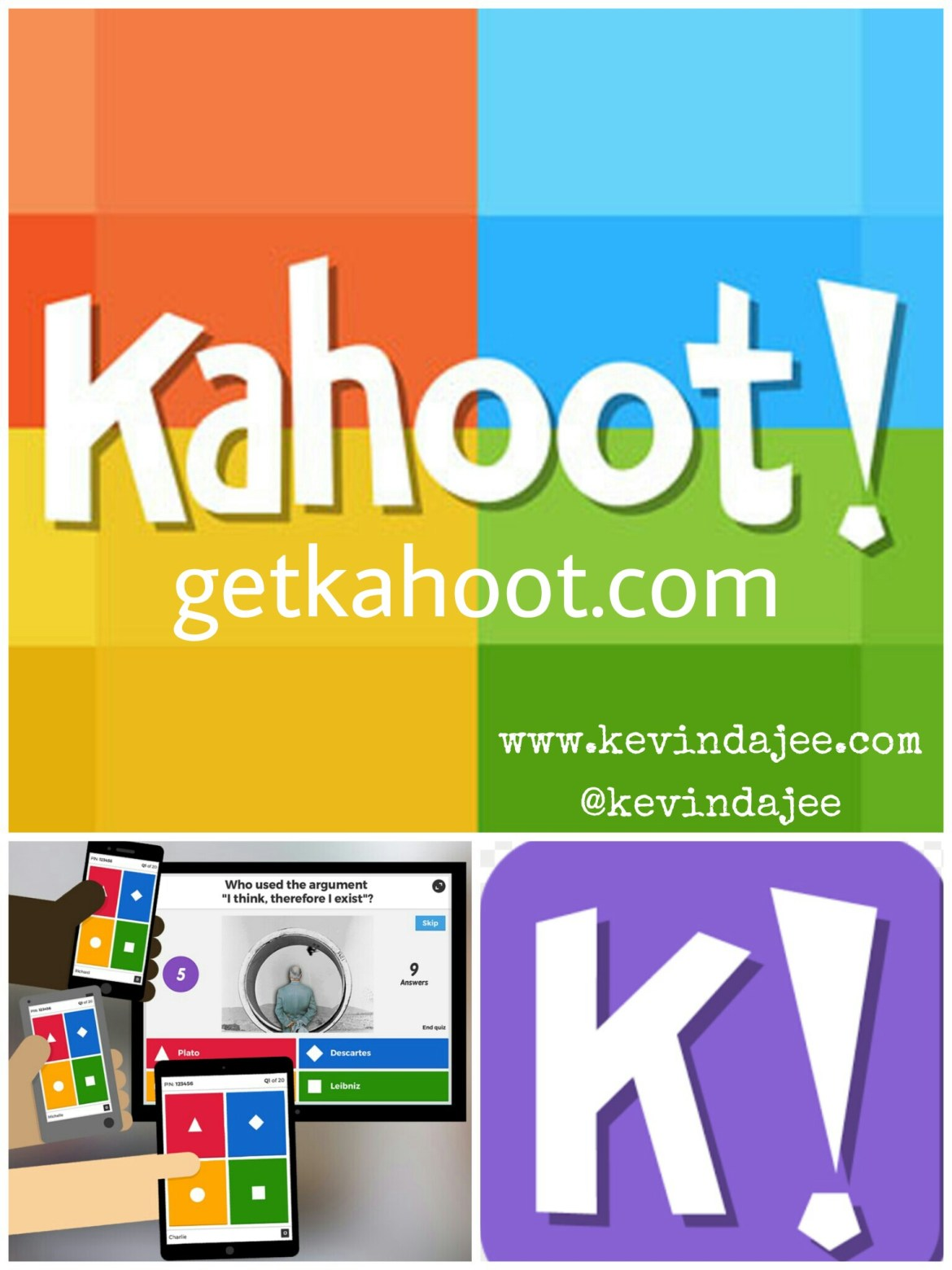 Kahoot! As a Teacher, Unleash your Inner Game Show Host