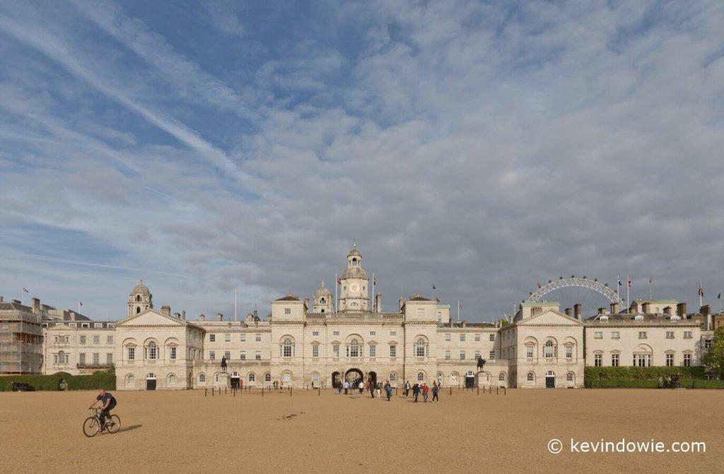 Horse Guards Palace, London