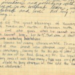 "Jim Elliot's Journal Entry with ""He is No Fool…"" Quote"