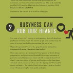 Three Dangers of Busyness (Infographic)