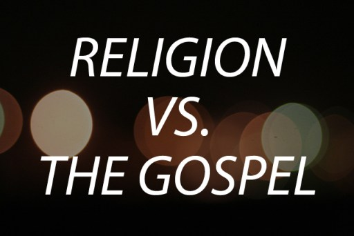 Religion vs the Gospel | Timothy Keller