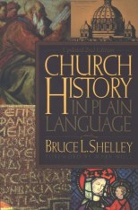 If I had to recommend one book on church history...it would be Church History in Plain Language which is a very helpful survey.
