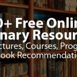 250+ Free Online Seminary Classes, Courses, Programs, and Book Recommendations