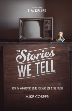 The Stories We Tell Book Cover Mike Cosper