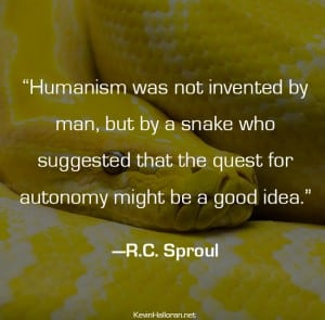 Best R-C-Sproul Quotes on Humanism and Sin