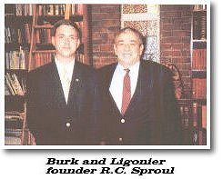 Burk Parsons and R C Sproul