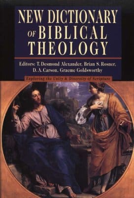 New Dictionary of Biblical Theology - Review