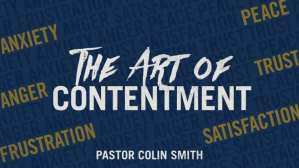 4 Sermons on Contentment