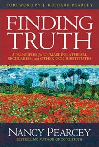 Finding Truth Nancy Pearcy Book Cover Quotes