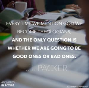 The Best J I Packer Quotes
