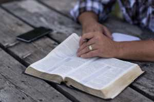 Help me with a writing project: Take a 5-minute survey on your prayer life