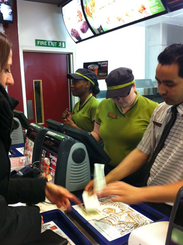 McPrepaid: Luncheon Vouchers grind beefburgers to a halt