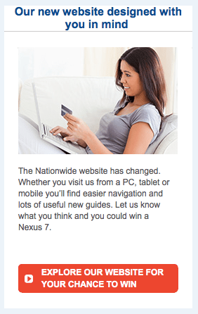 Nationwide Building Society email