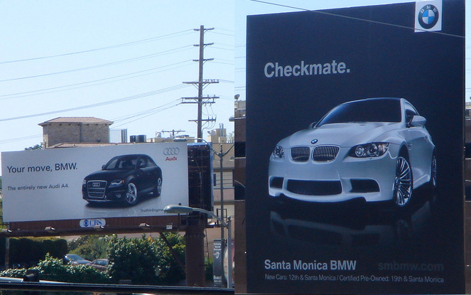 "BMW ""Checkmate"""