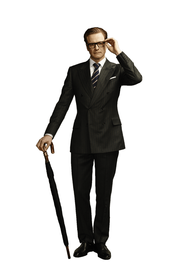 Harry Hart - The Kingsman