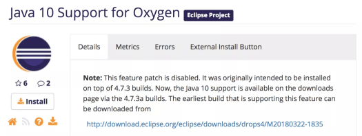 how to install eclipse oxygen for java in windows 10
