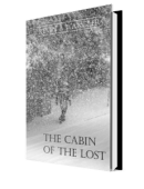 The Cabin of the Lost book mockup