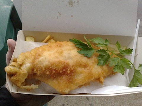 Rick Stein Fish and Chips