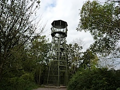 Lookout Tower at Cheddar Gorge
