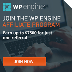 Make Money with WP Engine