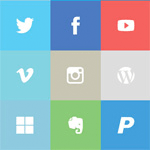 50 Free Social Media Icon Sets